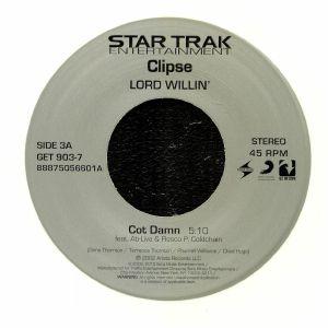CLIPSE - Cot Damn