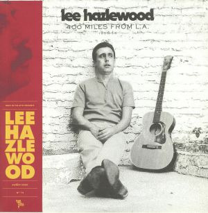 HAZLEWOOD, Lee - 400 Miles From LA: 1955-56