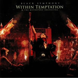 WITHIN TEMPTATION/THE METROPOLE ORCHESTRA - Black Symphony