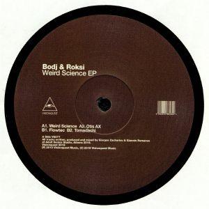 BODJ/ROKSI - Weird Science EP