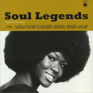 VARIOUS - Soul Legends: The Best Of Soul Music