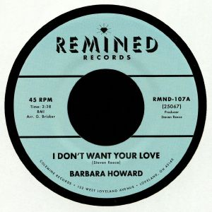 HOWARD, Barbara - I Don't Want Your Love