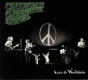 CREEDENCE CLEARWATER REVIVAL - Live From Woodstock
