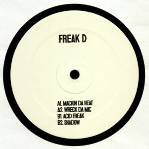 FREAK D - Freak Beats 002