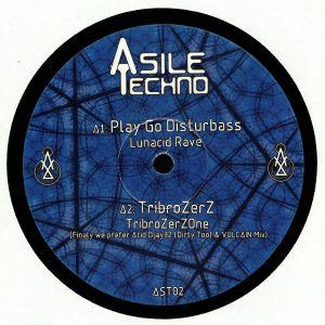 PLAY GO DISTURBASS/TRIBROZERZ/SPECTRUM/KLARK D - ASILETECHNO 02