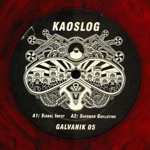 KAOSLOG - Signal Input