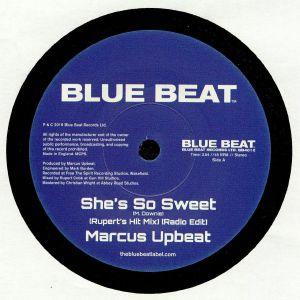 MARCUS UPBEAT - She's So Sweet