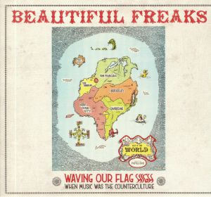 VARIOUS - Beautiful Freaks: Waving Our Flag High Wave On Wave On