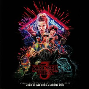 DIXON, Kyle/MICHAEL STEIN - Stranger Things 3 (Soundtrack)