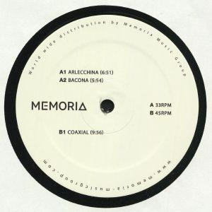 MAURIZI, Fabrizio/MATTEO MANZINI - Coaxial EP