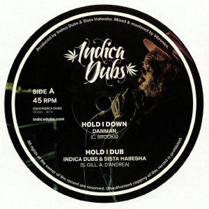 DANMAN/SISTA HABESHA/INDICA DUBS/TIBERIAS TOWA - Hold I Down
