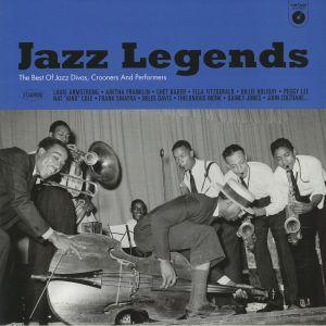 VARIOUS - Jazz Legends: The Best of Jazz Divas Crooners & Performers