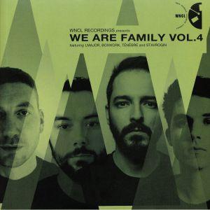 LMAJOR/BOXWORK/TENEBRE/STAVROGIN - We Are Family Vol 4