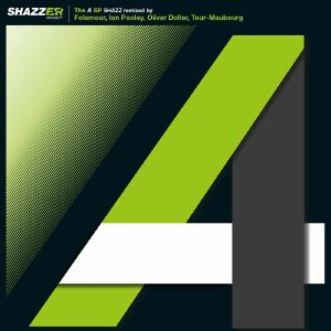 SHAZZ/NUAGES - The A EP (remixes)