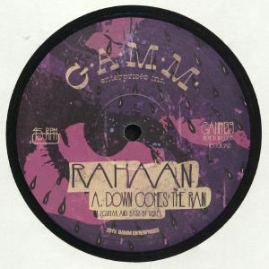 RAHAAN - Down Comes The Rain