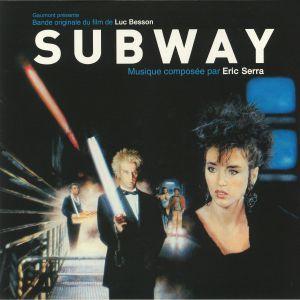 SERRA, Eric - Subway (Soundtrack)