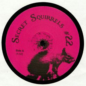 SECRET SQUIRREL - Secret Squirrels #22