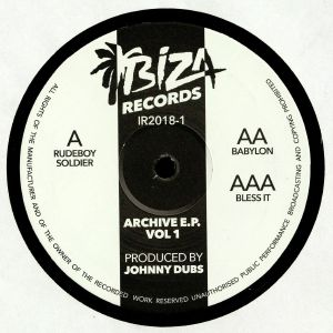 DUBS, Johnny - Archive EP Vol 1