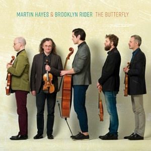 HAYES, Martin/BROOKLYN RIDER - The Butterfly