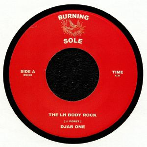 DJAR ONE/DJ TRON - The LH Body Rock