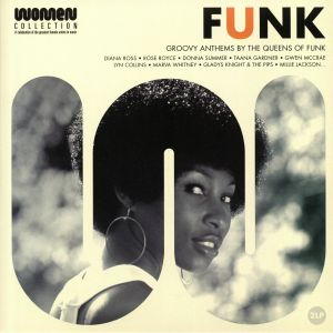 VARIOUS - Funk: Groovy Anthems By The Queens Of Funk