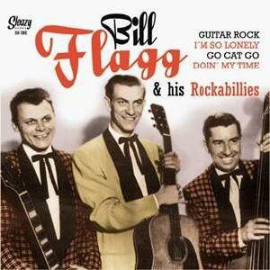 FLAGG, Bill & HIS ROCKABILLIES - Guitar Rock