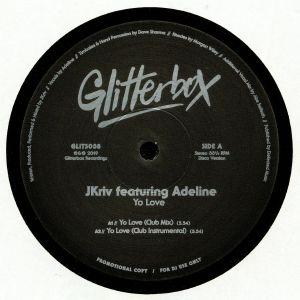 JKRIV feat ADELINE - Yo Love
