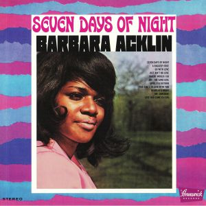 ACKLIN, Barbara - Seven Days Of Night (reissue)