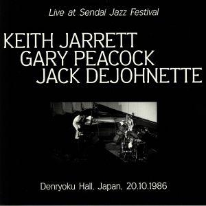JARRETT, Keith - Live At Sendai Jazz Festival Denryoku Hall Japan 20/10/1986