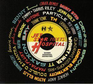 VARIOUS - Jet Star Meets Hospital