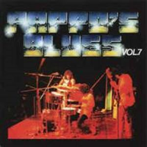 PAPPO'S BLUES - Pappo's Blues Vol 7 (remastered) (reissue)