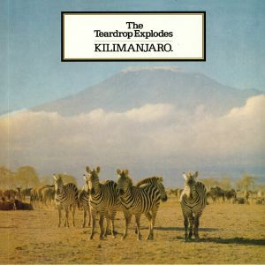 TEARDROP EXPLODES, The - Kilimanjaro (reissue)