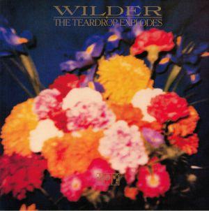 TEARDROP EXPLODES, The - Wilder (reissue)