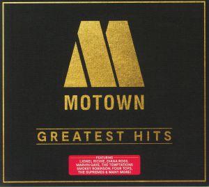 VARIOUS - Motown: Greatest Hits