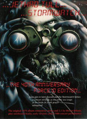 JETHRO TULL - Stormwatch: The 40th Anniversary Force 10 Edition
