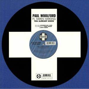 WOOLFORD, Paul feat KAREN HARDING - You Already Know