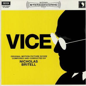 BRITELL, Nicholas - VICE (Soundtrack)