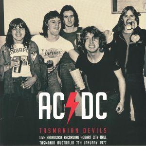 AC/DC - Tasmanian Devils: Live Broadcast Recording Hobart City Hall Tasmania Australia 7th January 1977