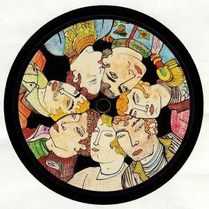 ADES, Jean Claude - Illusion EP