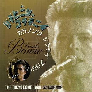 BOWIE, David - The Tokyo Dome 1990: Volume One