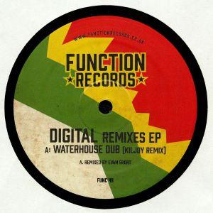 DIGITAL - Remixes EP