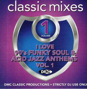 VARIOUS - I Love 90s Funky Soul & Acid Jazz Anthems Vol 1