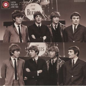 BEATLES, The - Live In Adelaide June 12th 1964 (mono)