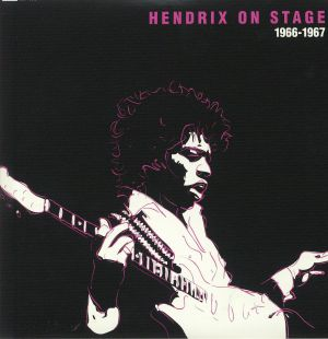 HENDRIX, Jimi - Hendrix On Stage 1966-1967