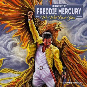 VARIOUS - We Will Rock You: In Memory Of Freddy Mercury