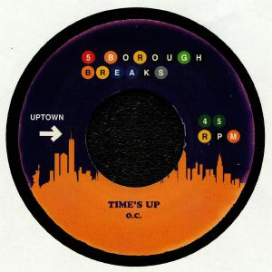 OC/LES DEMERLE - Time's Up