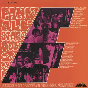 FANIA ALL STARS - Vol 2: Recorded Live At The Red Garter (reissue)