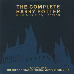 CITY OF PRAGUE PHILHARMONIC ORCHESTRA, The - The Complete Harry Potter Film Music Collection