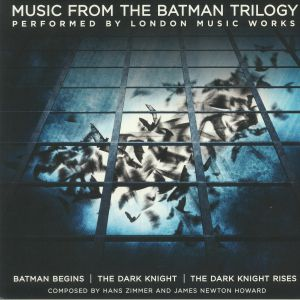 LONDON MUSIC WORKS/THE CITY OF PRAGUE PHILHARMONIC ORCHESTRA - Music from the Batman Trilogy