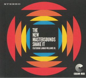 NEW MASTERSOUNDS, The feat LAMAR WILLIAMS JR - Shake It